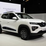 Image for the Tweet beginning: #Renault could bring the K-ZE