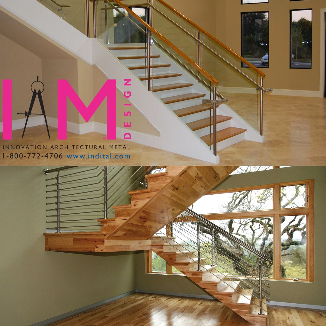 wrought iron handrails for stairs modern style home.htm indital usa   inditalusa  twitter  indital usa   inditalusa  twitter