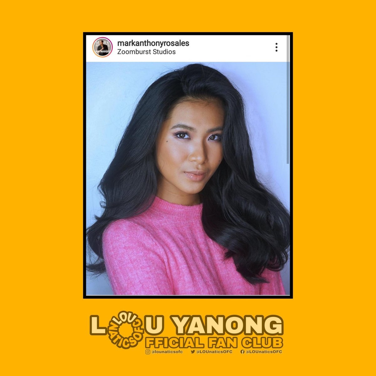 Give some love for markanthonyrosales post on IG of our gorgeous @louyanong!  https://www.instagram.com/p/BwT8B2Qge9J/?utm_source=ig_share_sheet&igshid=qhnlb5ax24ve…