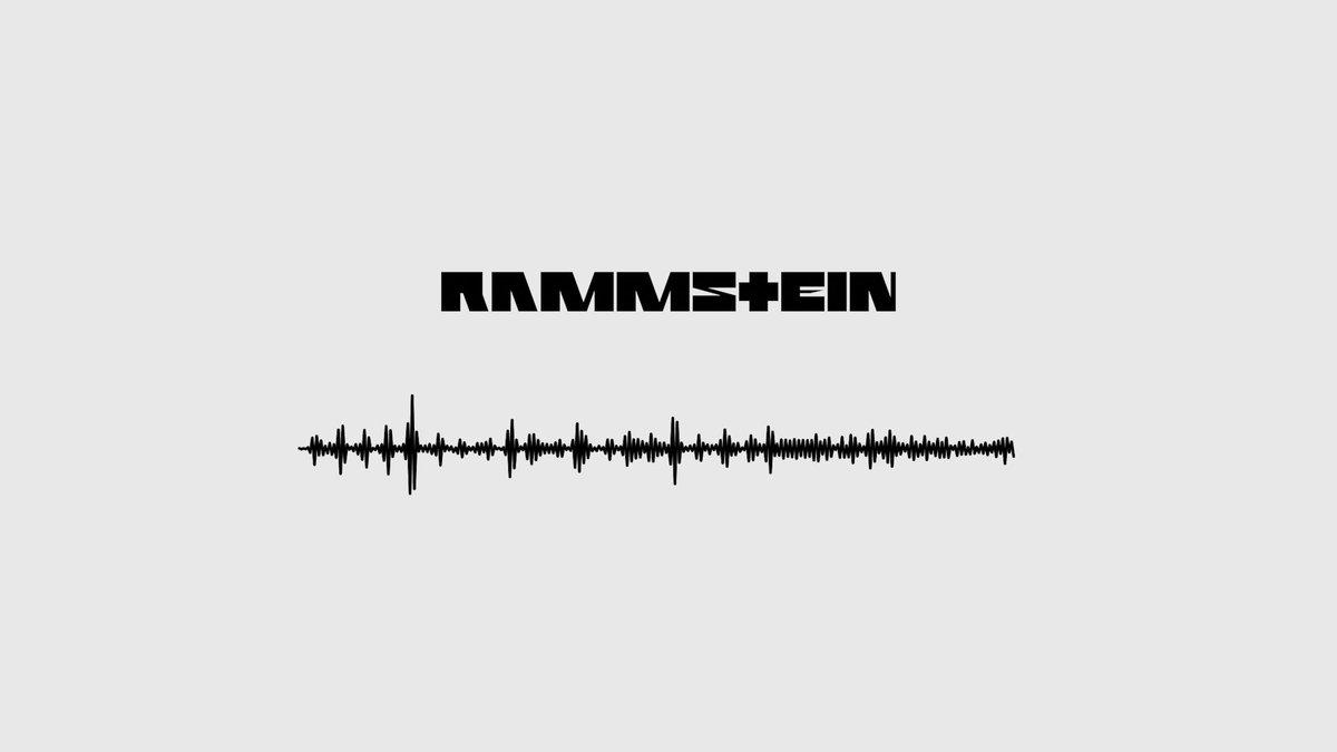 First sounds! So höre ich, was ich nicht seh. https://ramm.st/album-tracklist