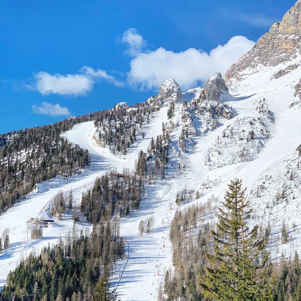 Avete ancora energie per sciare? ⛷⛷⛷⛷  Noi...