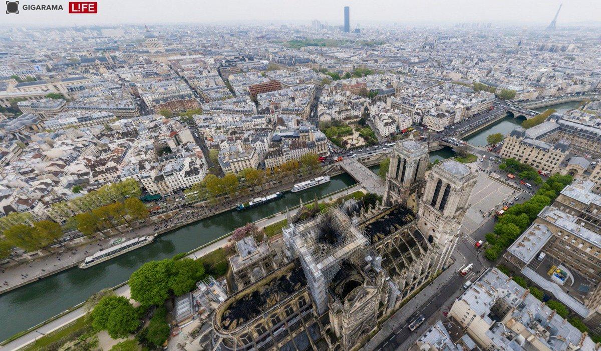 François Beaudonnet's photo on #NotreDameCathedral