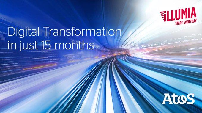Atos läutet digitale Ära bei #Energieversorgern ein: In nur 15 Monaten hat Atos beim...