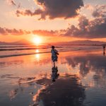 【江ノ島の夕焼け】がため息が出る程綺美しい!