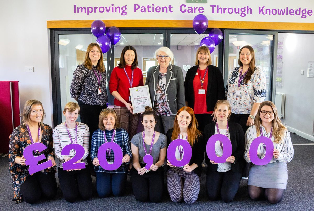 St Gemma's Hospice's photo on #charitytuesday