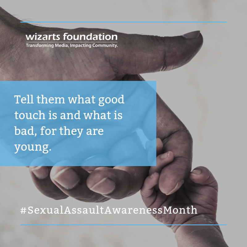 RT @Wiz_Foundation: What is