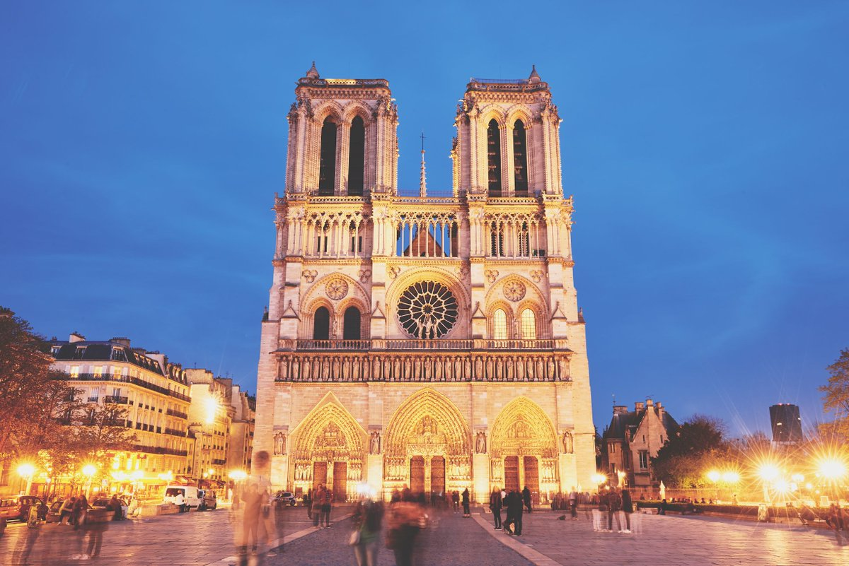 We were heartbroken to see the horrific images coming from Notre Dame yesterday and this morning, and wish to extend our heartfelt condolences to the people of France. The Notre Dame attraction, including its cathedral, towers and crypt, is closed until further notice. #NotreDame https://t.co/jJ0Z76G3Ca