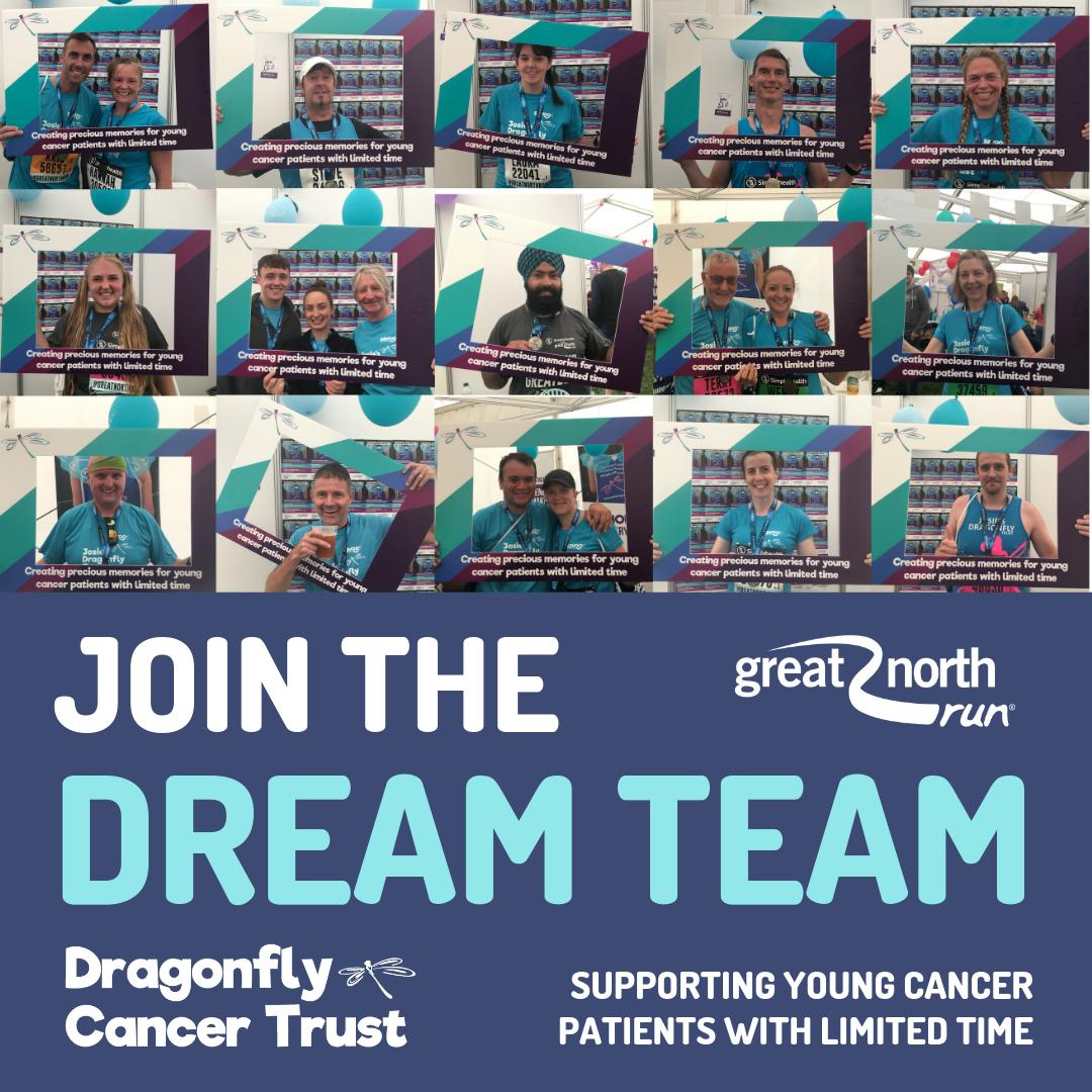 Dragonfly Cancer Trust's photo on #charitytuesday