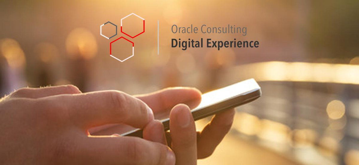 What do some of the top mobile apps have in common?  Find out more about the unique approach to conversational interface design from Oracle Consulting #OracleConsulting #DesignThinking #digitalassistants #OracleCloud #OracleDX  http:// ora.cl/RP3WX  &nbsp;   <br>http://pic.twitter.com/9iN8lnjdOi