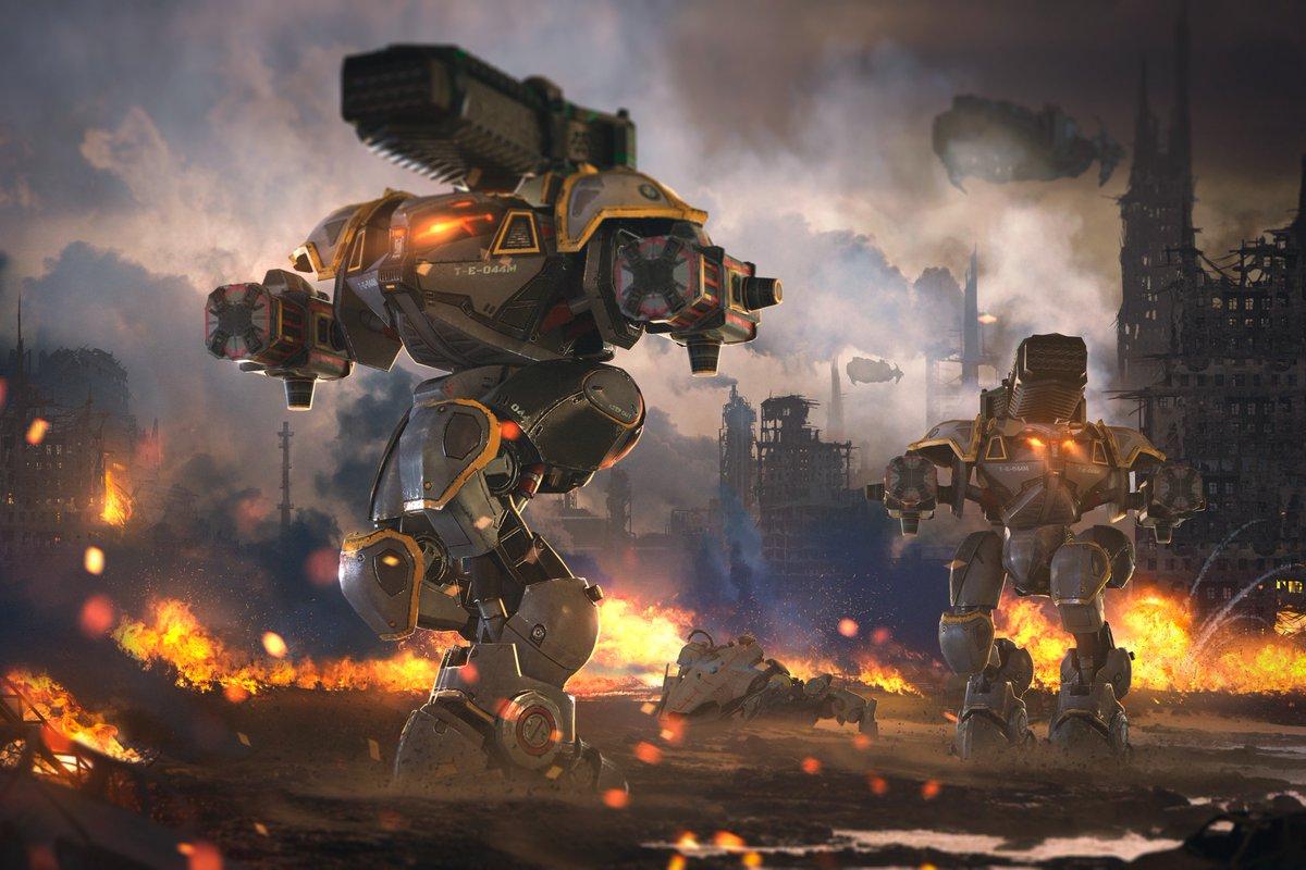 War Robots. Гайд