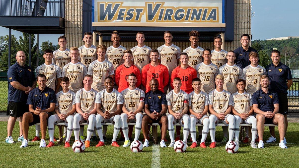 Image result for wvu soccer team 2018