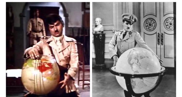 "Bollywoodirect on Twitter: ""Happy Birthday #CharlieChaplin Left ..."