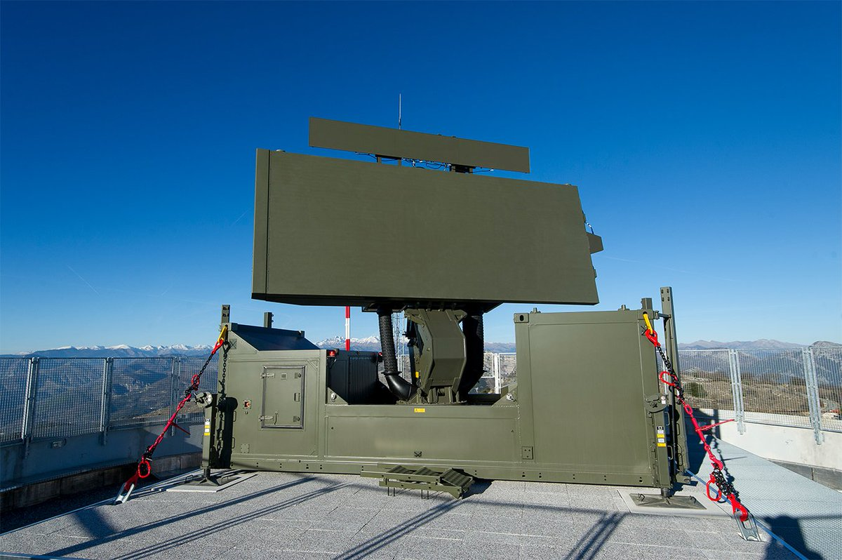 Thales Defence's photo on #radar