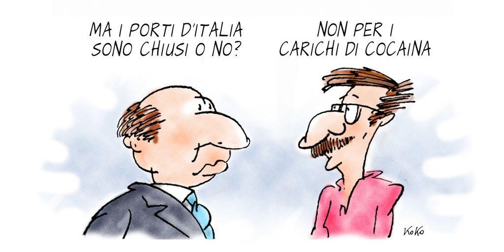 kokonews's photo on #QuartaRepubblica