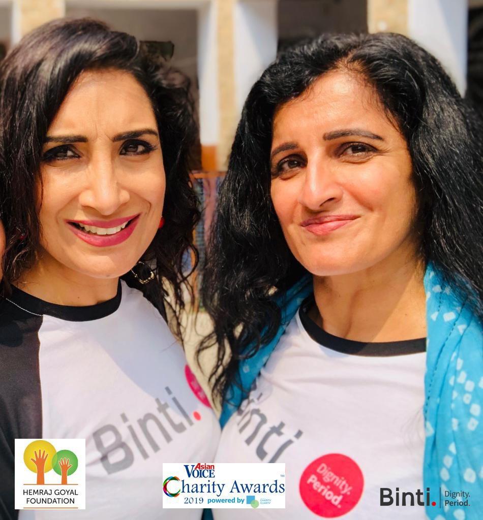Binti International's photo on #charitytuesday