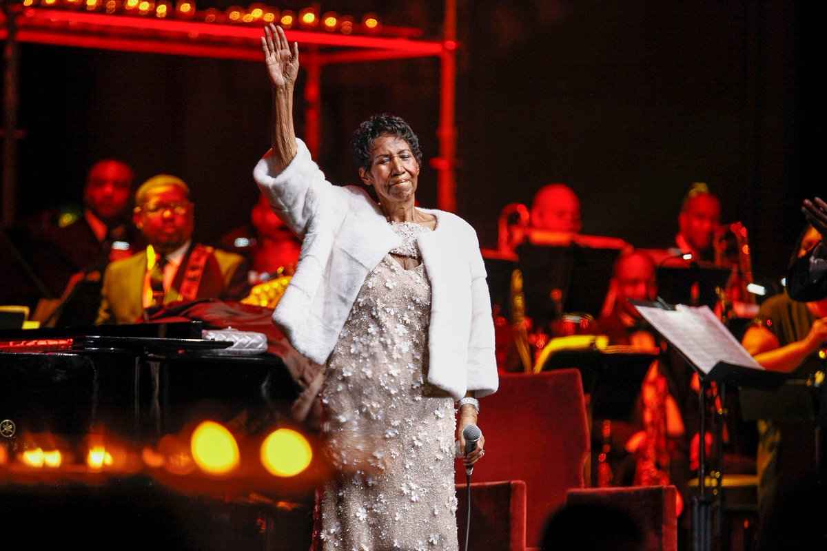Crain's Detroit Business's photo on Aretha Franklin