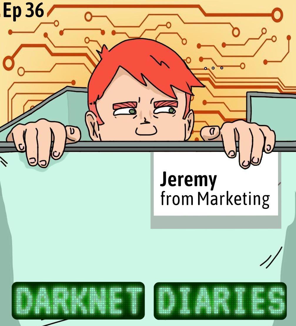 darknet episodes gidra