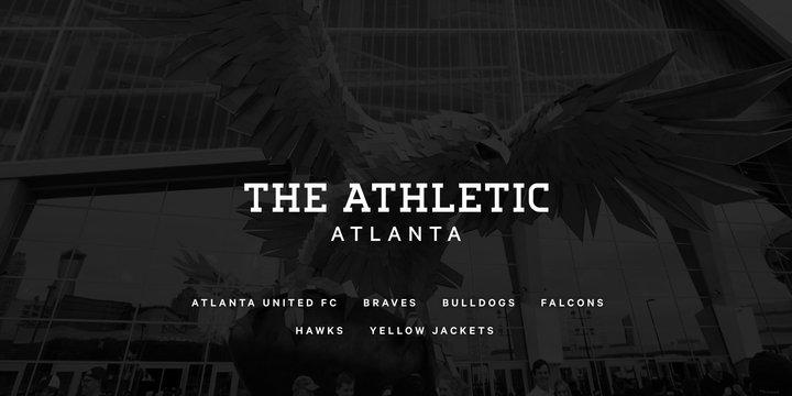Lots of good stuff on our site yesterday @TheAthleticATL   @DOBrienATL on the Braves https://bit.ly/2DexDIU  @ChrisKirschner on the Hawks https://bit.ly/2UnsjIO  @tori_mcelhaney on Georgia Tech https://bit.ly/2XgcllI  @SethWEmerson on UGA https://bit.ly/2Iv8SM2