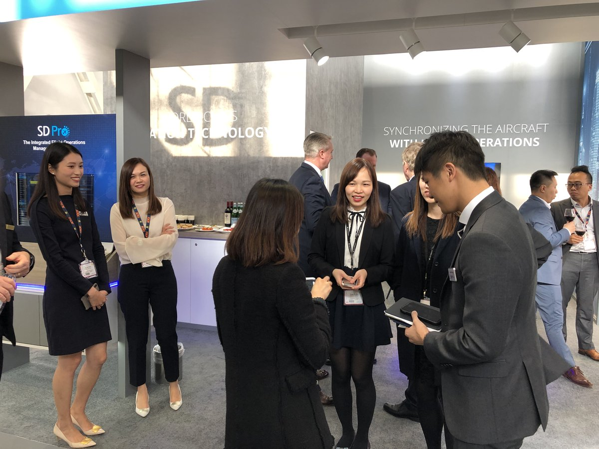 What a great day in Shanghai! Thank you to everyone that stopped by our booth for Happy Hour. We will see you tomorrow for day 2 of #ABACE! #ABACE2019 #ABACE19