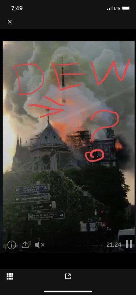 Aftermath Notre Dame - Theories & Speculations D4Rc6QAW0AANFeq
