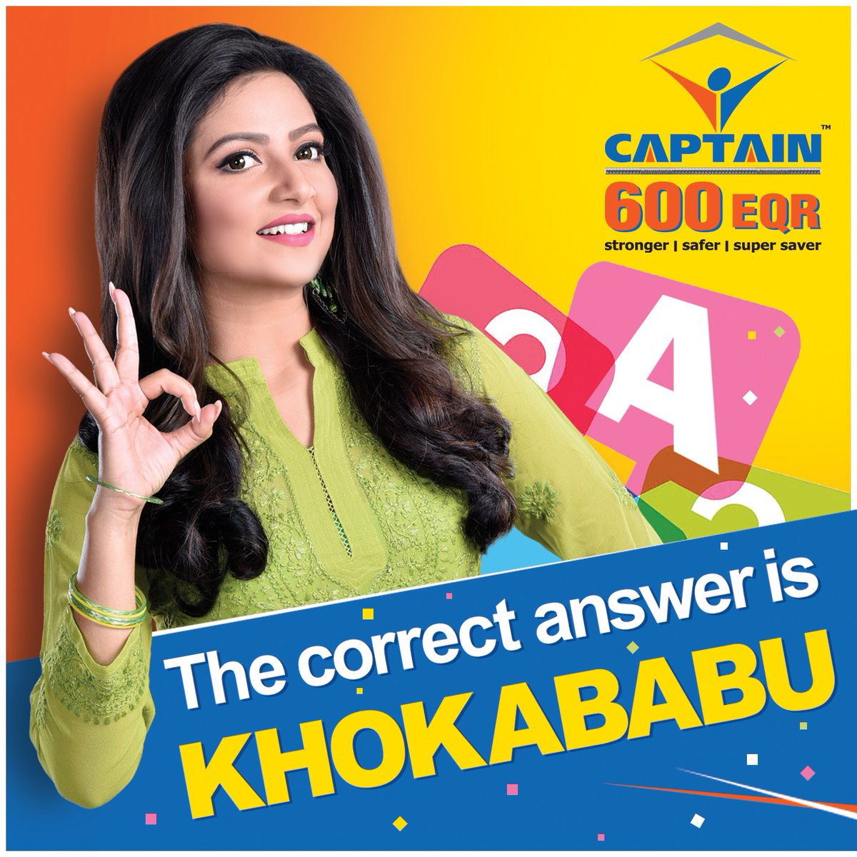 The correct answer to the #SubhashreeQuiz is KhokaBabu.  Best of luck to all the contestants.  #CaptainTMT<br>http://pic.twitter.com/GqLMF52x6M