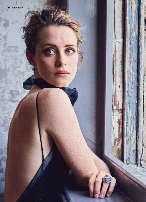 Happy Birthday Claire Foy! Thank you for your endless talent and goofyness. YOU ARE A TREASURE.