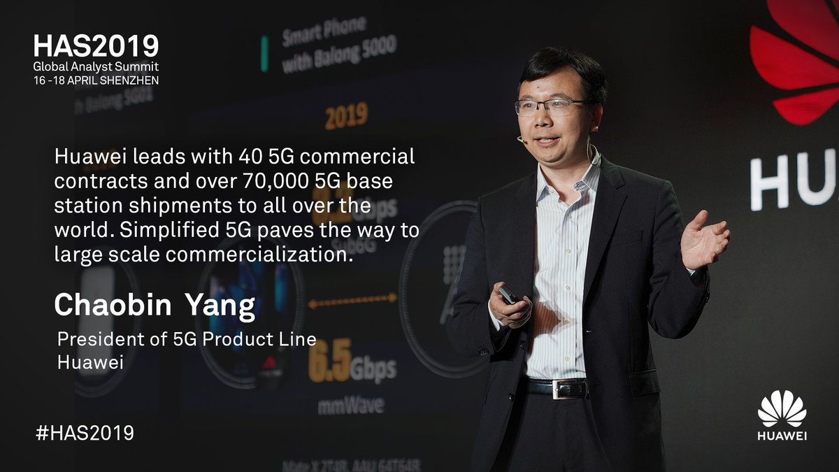 Huawei Global Analyst Summit - HAS 2019