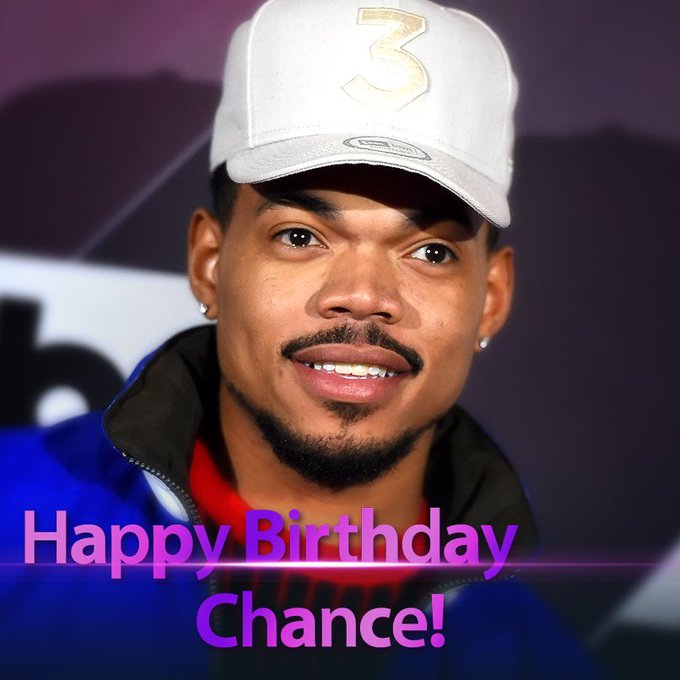 HAPPY 26TH BIRTHDAY, CHANCE THE RAPPER!