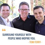 Your net worth is comparable to the company you keep. Surround yourself with people who raise your standards, keep you accountable and push you to be more ambitious! 😎 #tomferry #realestate #entrepreneurship #growthmindset