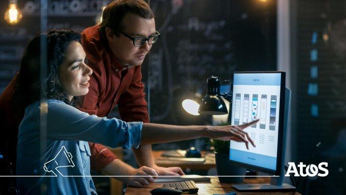 #GoogleNext19 📣 #Atos et @CloudBees s'associent pour aider les entreprises...