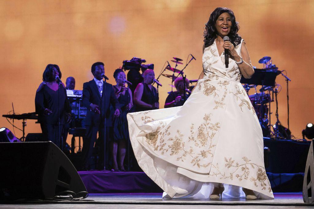Daniel Lopez's photo on Aretha Franklin