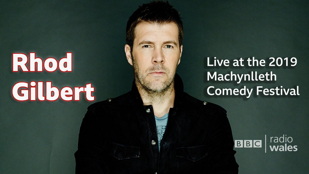 Tickets now on sale for Rhod Gilbert's @BBCRadioWales show live from @machcomedyfest on Saturday 4 May. Spaces are limited, so you'll have to be quick!  https://t.co/4efZJ7m0Xg https://t.co/OgfByA8ika