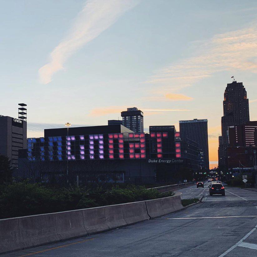 Cincinnati 💔's photo on #NotreDameCathedral