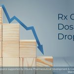 Image for the Tweet beginning: During 2017, Rx #opioid dosage