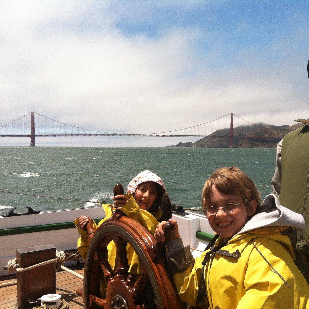 SF Maritime's photo on #STEM