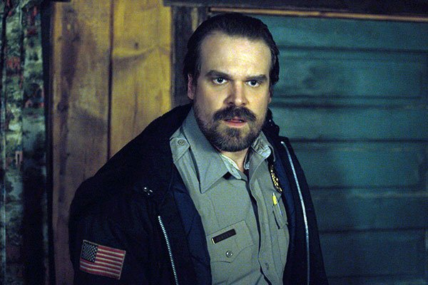 David Harbour On Who Influenced Him As An Actor And Why He Likes Playing