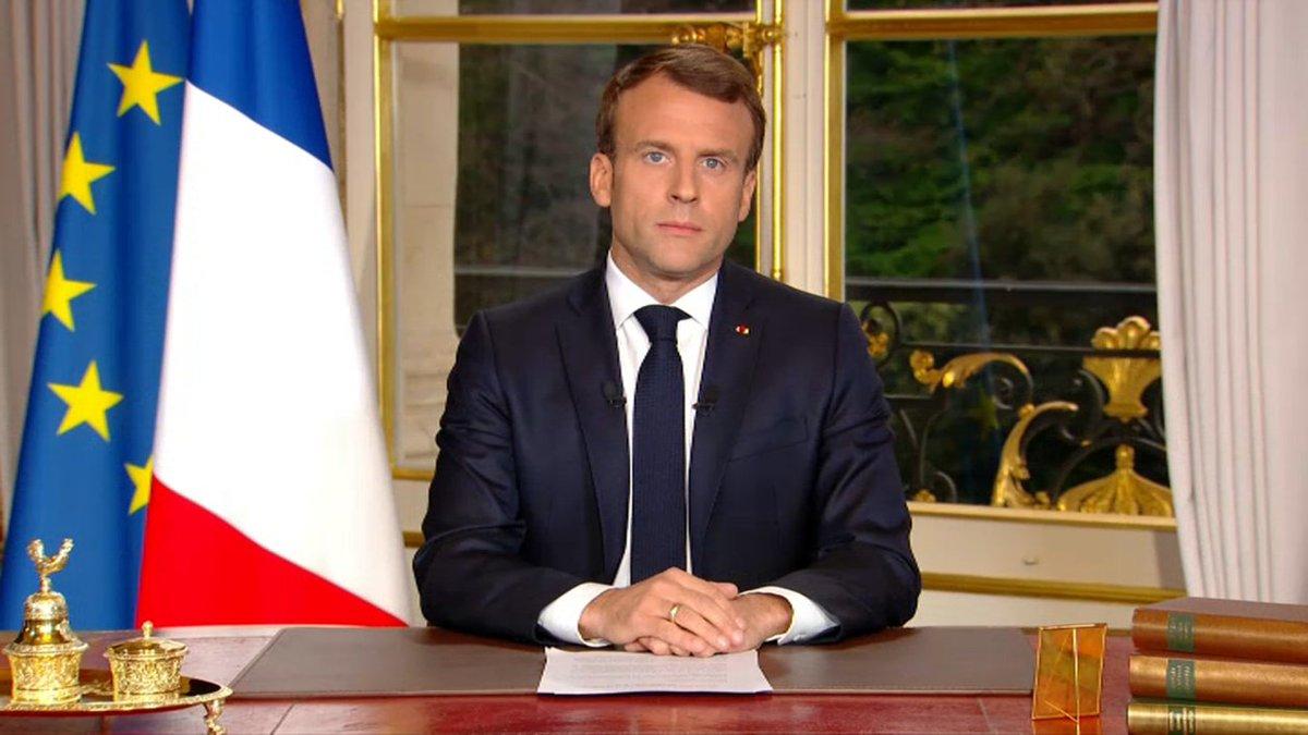 Sham_Rock��'s photo on #Macron