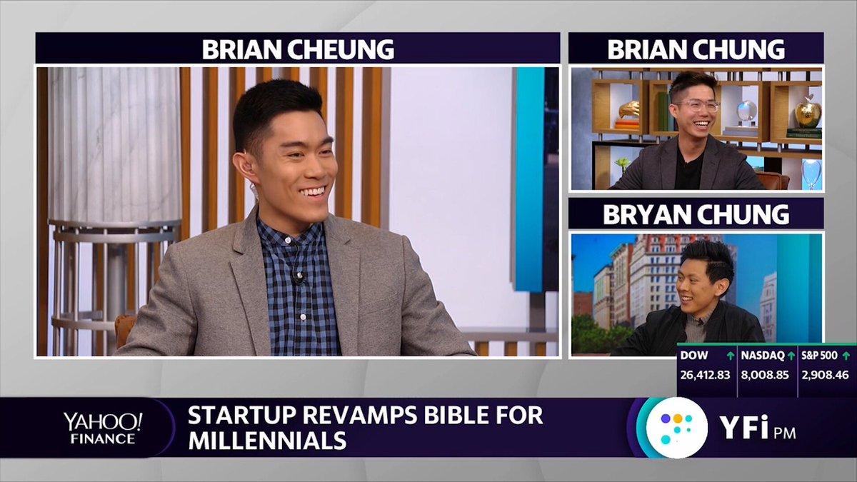 Brian Cheung auf Twitter