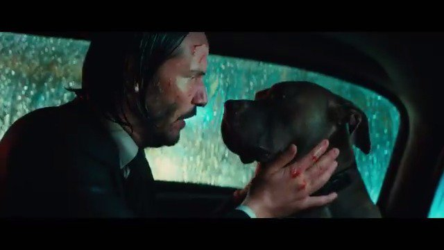 John Wick Makes A Gut-Wrenching Decision In A New 'Chapter 3 — Parabellum' Clip