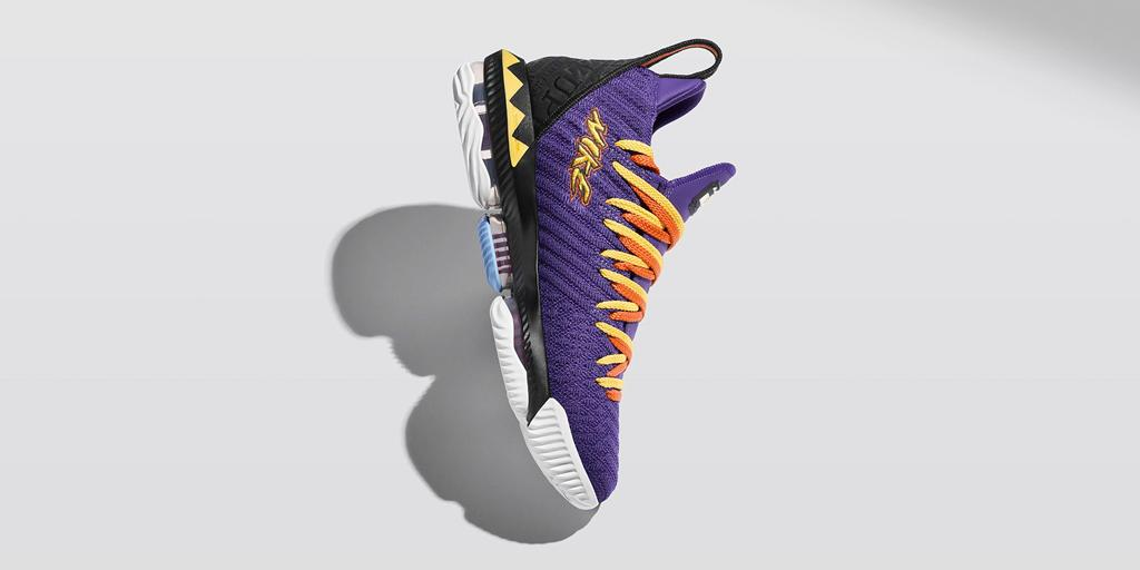 56dd5585a7d6 The Lebron 16  Martin  releases today at Nike NYC and Nike SoHo .pic.twitter.com g4BAdmhKfu