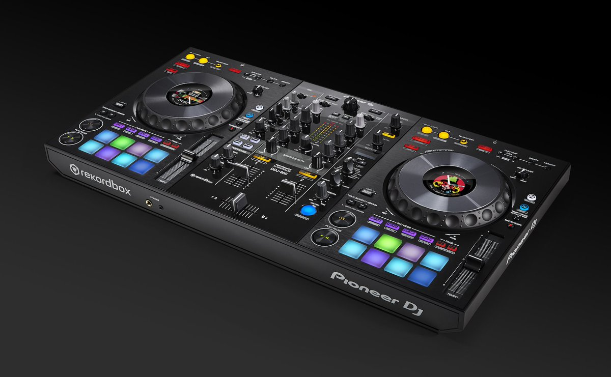 Pioneer DJ's new controller could be your perfect home setup http://dlvr.it/R2wdLD