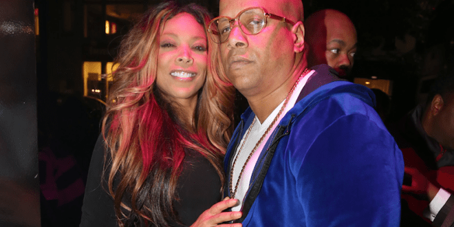 """Kevin Hunter Finally Issues A Public Apology to Wife Wendy Williams, """"I Am Going Through A Time…"""""""