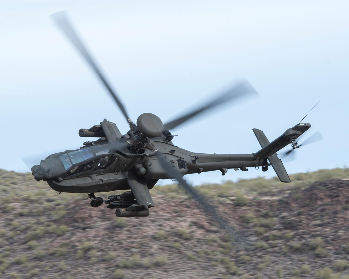 Unmatched capability, interoperability and readiness at the lowest operating costs. #AH64 Apache is proud to serve the @USArmy for decades to come. #19SUMMIT