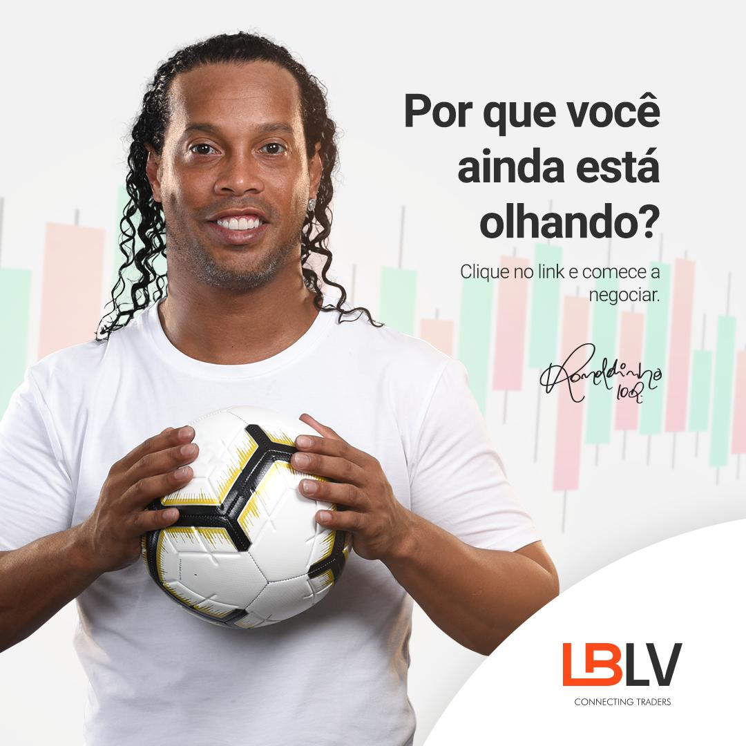 Ainda não esta investindo com a @lblvonline ? Acesse o link http://bit.ly/2VPIvEw e comece a negociar agora mesmo!