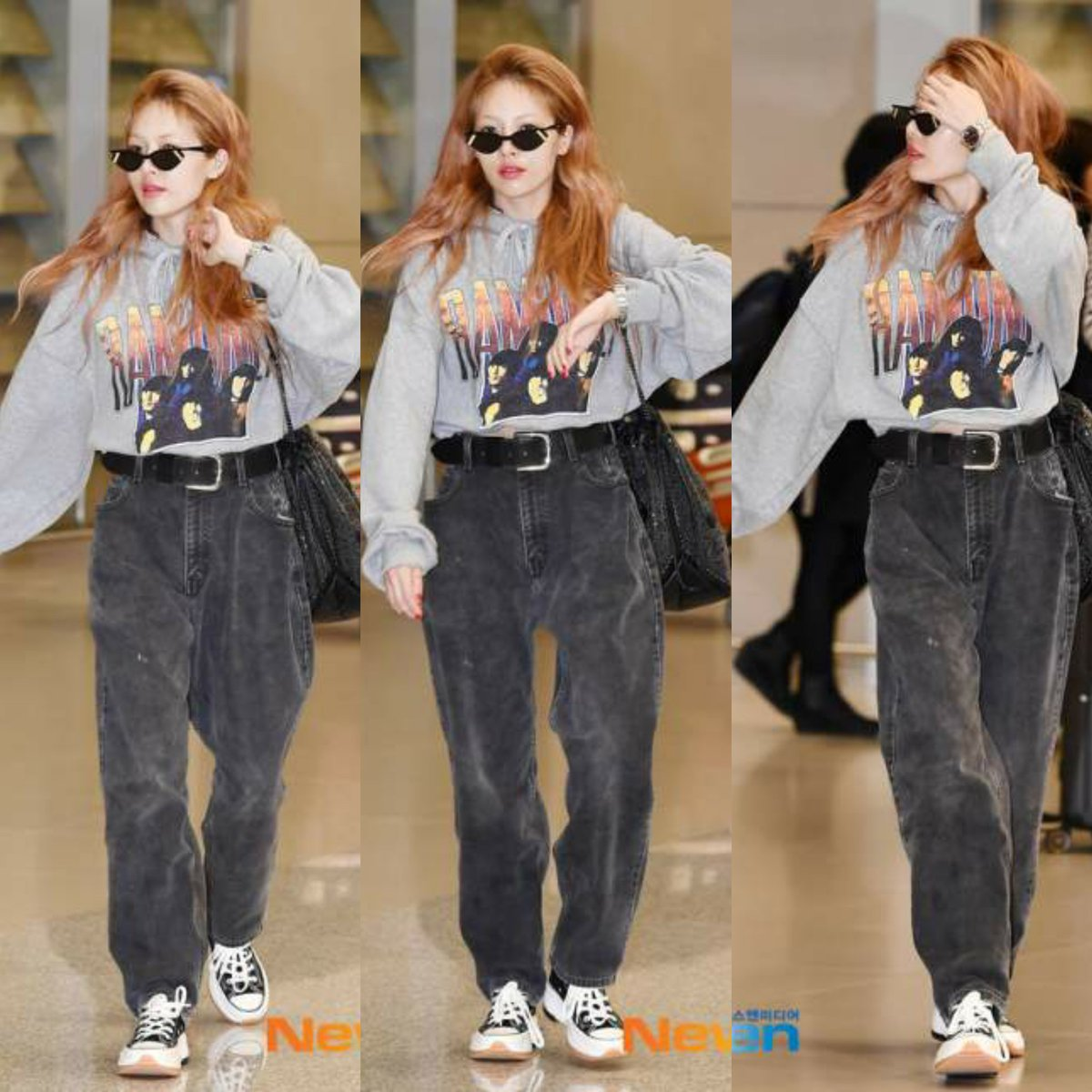 Sống sao cho vừa lòng netizen: Mặc đồ kín bưng không hở bạo Hyuna vẫn nhận gạch đá tưng bừng từ cư dân mạng ảnh 6