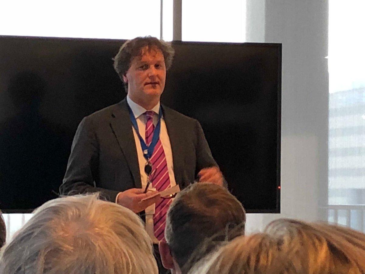 Arjan Driesprong van @IGJnl opent de bijeenkomst om het nieuwe meerjarenbeleidsplan 2020-2023 verder te bespreken. @wjmverhoeven @ronnievdiemen