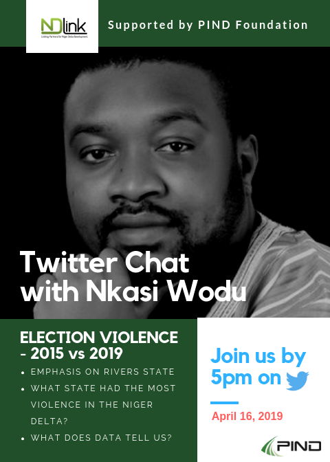 Excellent thread with @WoduNkasi on election violence in the recent 2019 elections #NigeriaDecides2019