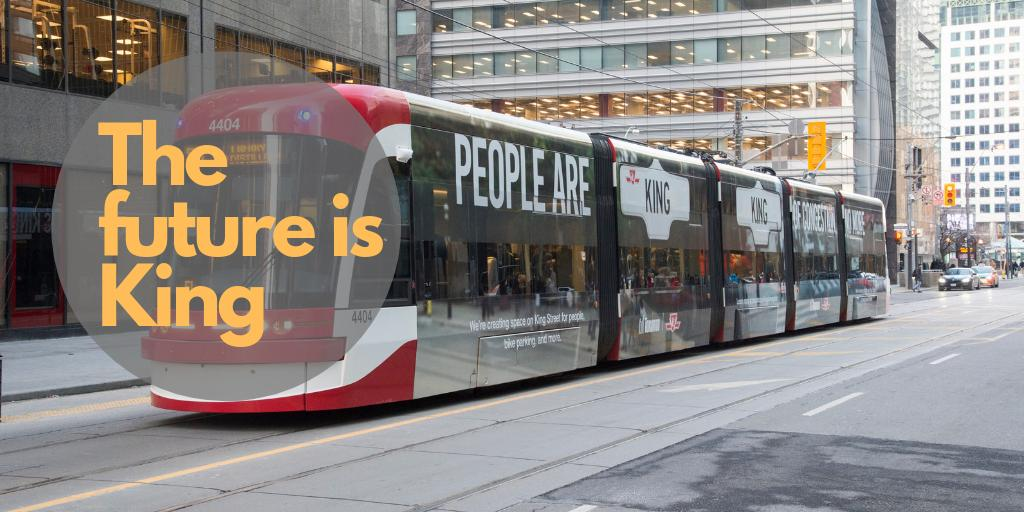 City Council has made the #KingStreetPilot permanent. Streetcar travel times are fast and reliable along the King Street transit corridor. The future is King. Learn more http://www.toronto.ca/kingstreetpilot  @ttchelps @johntory @TO_transport