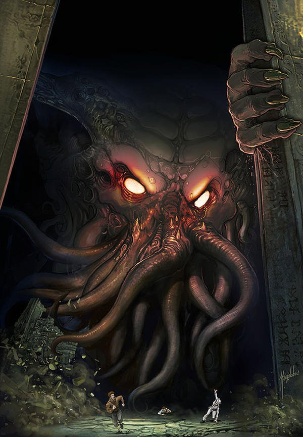call of cthulhu audiobook wayne june