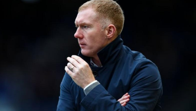 BBC Sport's photo on Paul Scholes